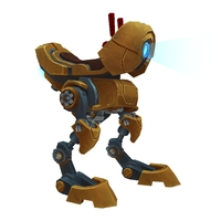 Mechagon Mechanostrider
