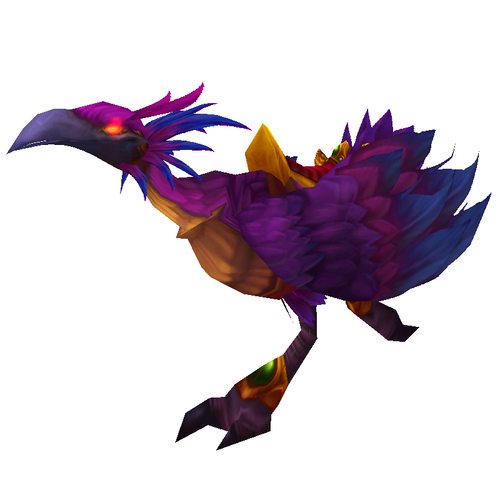 Purple Hawkstrider