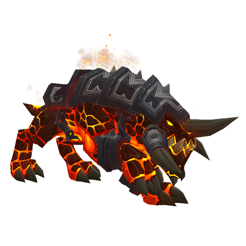 Dark Iron Core Hound