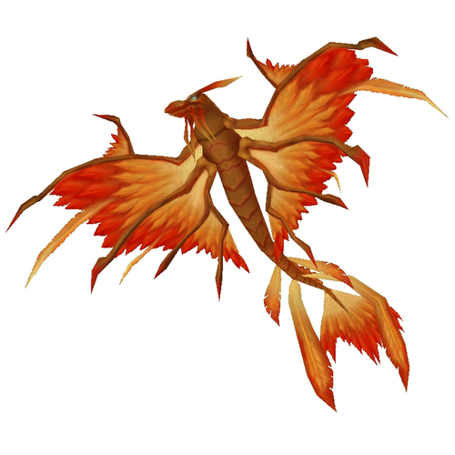 Red Dragonhawk