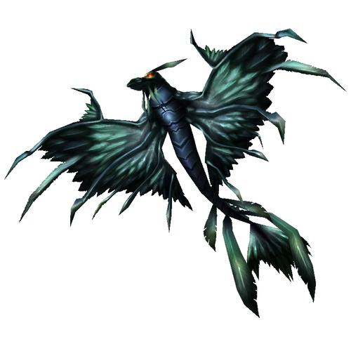 Black Dragonhawk