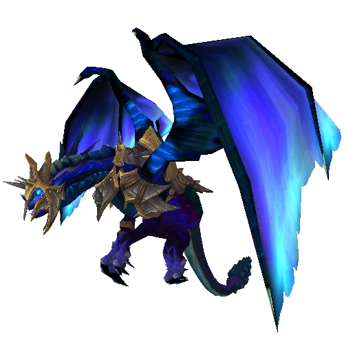 Ruthless Gladiator's Twilight Drake