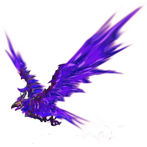 Corrupted Fire Hawk