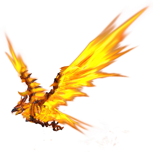 Pureblood Fire Hawk