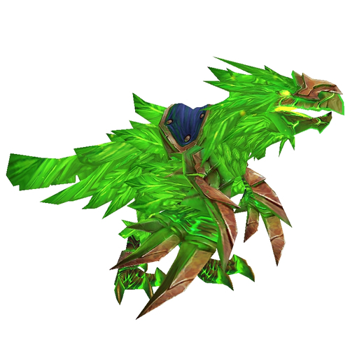 Green Flametalon