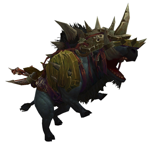 Blacksteel Battleboar