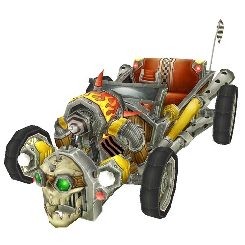 Goblin Hot Rod
