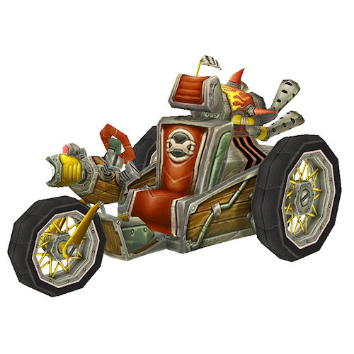 Goblin Turbo-Trike