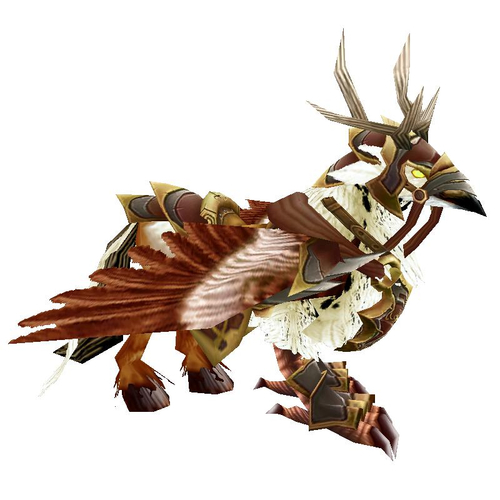 Argent Hippogryph