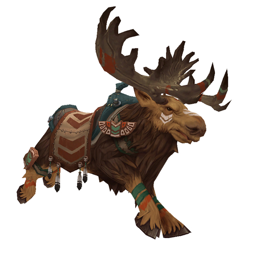 Highmountain Thunderhoof
