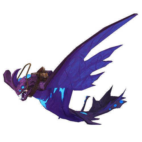 Warcraft Mounts: Vibrant Mana Ray