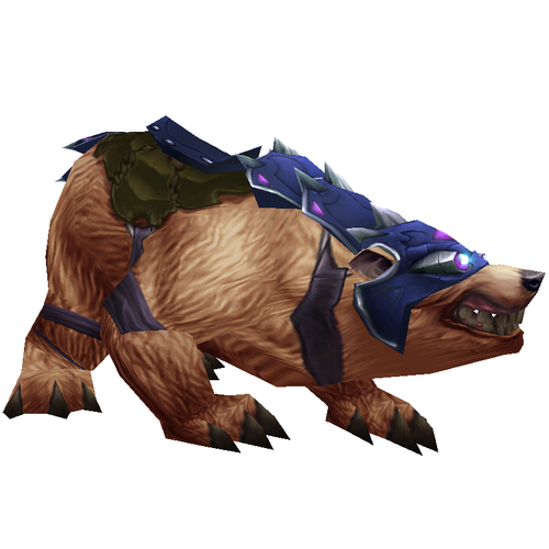 Armored Brown Bear [Alliance]