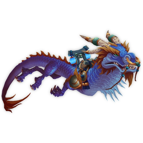 Azure Cloud Serpent