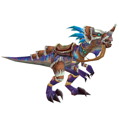 Swift Purple Raptor