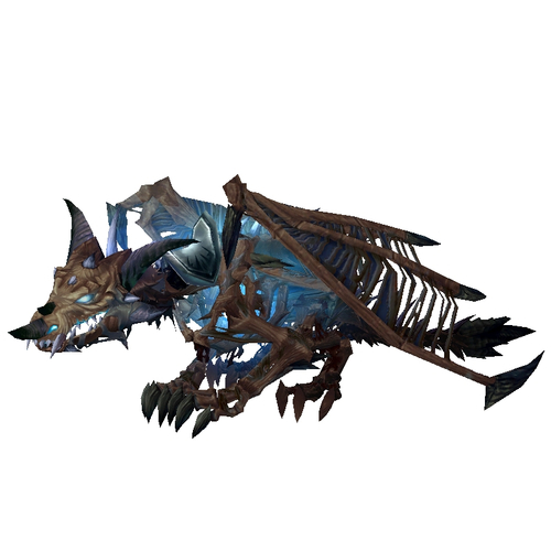 Deadly Gladiator's Frost Wyrm