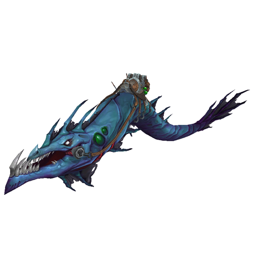 Blue Abyss Worm