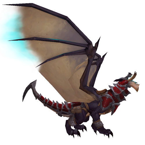 Vindictive Gladiator's Storm Dragon