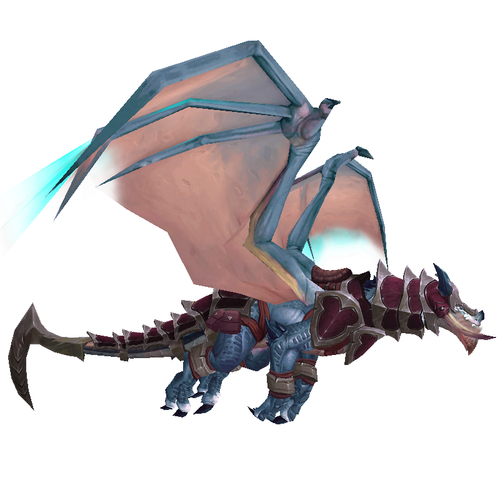 Fearless Gladiator's Storm Dragon