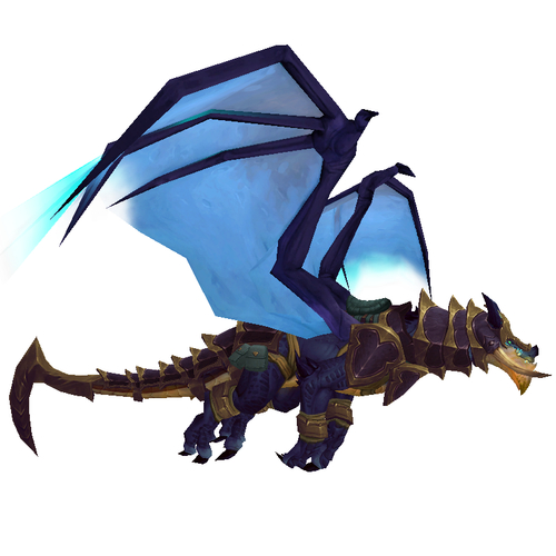 Cruel Gladiator's Storm Dragon