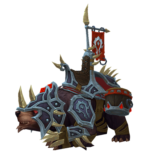 Vicious War Bear [Horde]