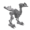 Unpainted Mechanostrider