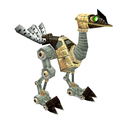 White Mechanostrider Mod B