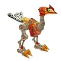 Red Mechanostrider