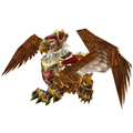 Swift Red Gryphon