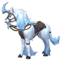 Saddled Blue-White Bastion Dreamrunner