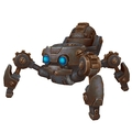 Rusty Mechanocrawler