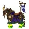 Vicious Skeletal Warhorse