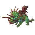 Bright Green Direhorn